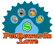 Pet Rewards.Love Loyalty Card